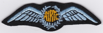 RAAF Patch Y Air Training Corps Cadets AIRTC Pilot Wing EB