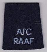 RAAF Patch Y Air Training Corps Cadets AIRTC Title a EB