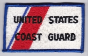 USCG Aviation Patch United States Coast Guard EB