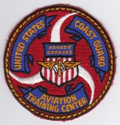USCG Aviation Patch United States Coast Guard Training Center EB