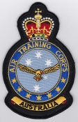 RAAF Patch Y Air Training Corps Cadets AIRTC Australia Crest a