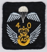 RAAF Patch Tng Royal Australian Army 40 Air Dispatch Platoon