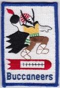 USAF Patch Bomb 20 BS Squadron Buccaneers B 52 EB