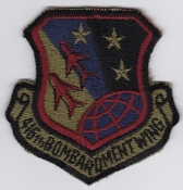 USAF Patch Bomb 416 BW Bombardment Wing ALCM B 52 KC 135 EB