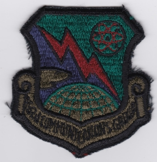 USAF Patch ANG 162 CCG Combat Communications Group EB