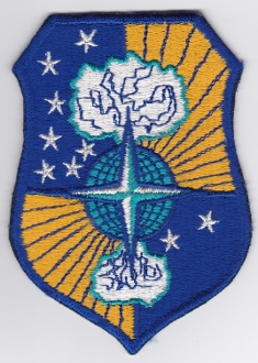 USAF Patch Bomb 72 BW Bombardment Wing c Crest B 52 KC 135