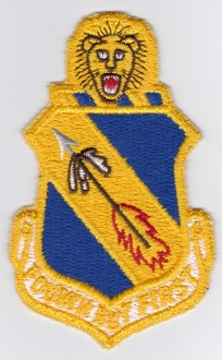 USAF Patch Fighter 4 TFW Tactical Ftr Wing F 4 Phantom II b