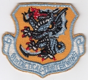USAF Patch Fighter USAFE 81 TFW Tactical Ftr Wing F 4 4fu