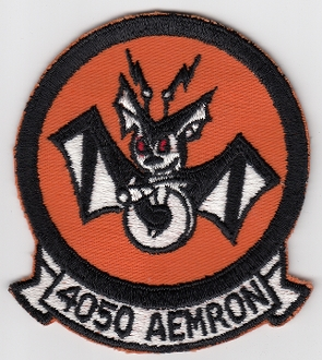USAF Patch Air Refueling 4050 AREFW Air Refueling Wing u AEMRON