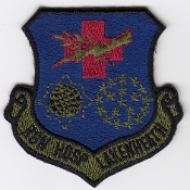 USAF Patch Fighter USAFE 48 TFW Tactical Ftr Wing F111 s Med b