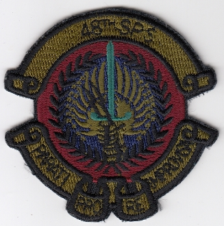 USAF Patch Fighter USAFE 48 TFW Tactical Ftr Wing F111 s SPS sa