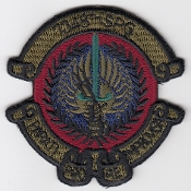 USAF Patch Fighter USAFE 48 TFW Tactical Ftr Wing F111 s SPG sa