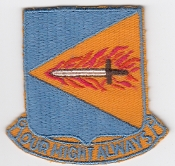 USAF Patch Fighter 355 TFW Tactical Ftr Wing F 105 Thunderchief