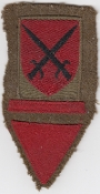 British Army Patch Formation Sign Inf 115 Brigade Combination