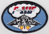 USAF Patch Fighter USAFE 48 TFW Tactical Ftr Wing F111 f c