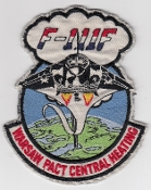 USAF Patch Fighter USAFE 48 TFW Tactical Ftr Wing F111 f WPCH b2