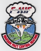 USAF Patch Fighter USAFE 48 TFW Tactical Ftr Wing F111 f WPCH c