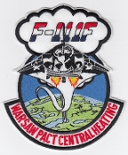 USAF Patch Fighter USAFE 48 TFW Tactical Ftr Wing F111 f WPCH e