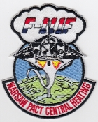 USAF Patch Fighter USAFE 48 TFW Tactical Ftr Wing F111 f WPCH f