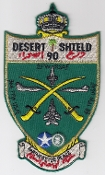 USAF Patch Fighter USAFE 48 TFW Tactical Ftr Wing F111 p Iraq b