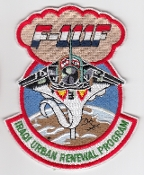 USAF Patch Fighter USAFE 48 TFW Tactical Ftr Wing F111 p Iraq i