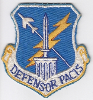 USAF Patch Fighter 4500 Air Base Wing TAC Langley AFB