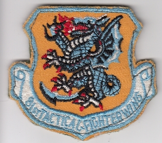 USAF Patch Fighter USAFE 81 TFW Tactical Ftr Wing F 4 4iv