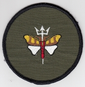 RAF Patch c 360 Squadron Royal Air Force Canberra EW Wyton