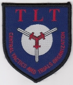 RAF Patch Est Royal Air Force CTTO Trials Tactics TLT Training